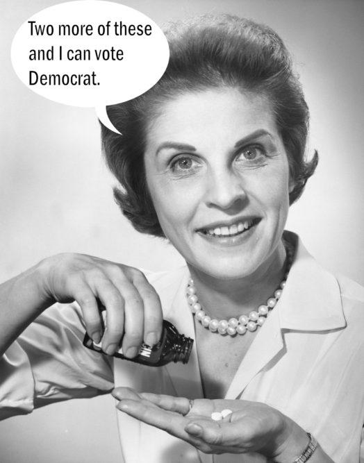 Vote Dem?