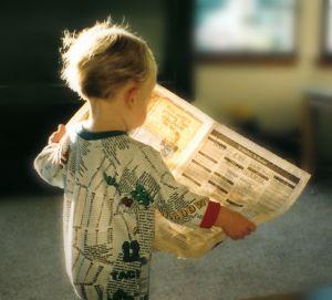 am paper