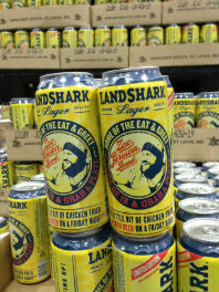 Zac Brown has his own Landshark can