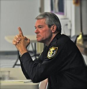sheriff david morgan