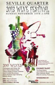 2013 Wine Festival Poster fINAL