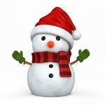 snowmanx150
