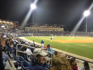 Blue Wahoos Stadium ranked No. 2 among minor league parks