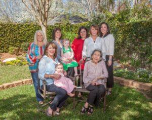 Kugelman Family-4 generations