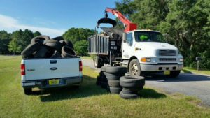 Escambia County Neighborhood Cleanups handle 125 tons of debris