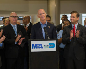 Florida jobless mark hits 7-year low
