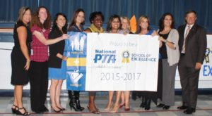 Brentwood Elementary receives National PTA award
