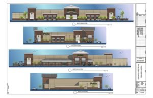 East Hill sees preliminary drawings for new Publix