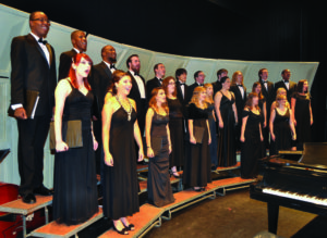 PSC Concert Chorale and Jazz Choir Present Free Performance Oct. 9