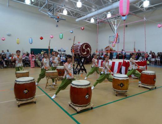 Matsuriza Taiko Drummers - No Credit