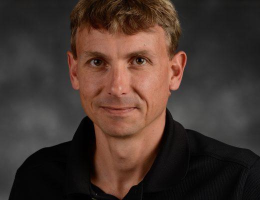 Jason Ortegren associate professor Earth and Environmental Sciences