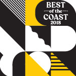 Best of the Coast 2018—Complete Winners List